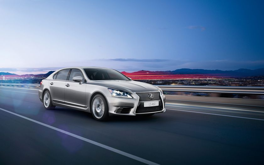 There's Nothing Like A Classic: The 2016 Lexus LS 460 AWD ...