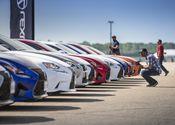 2015 Lexus Track Day | Circuit ICAR, Montreal