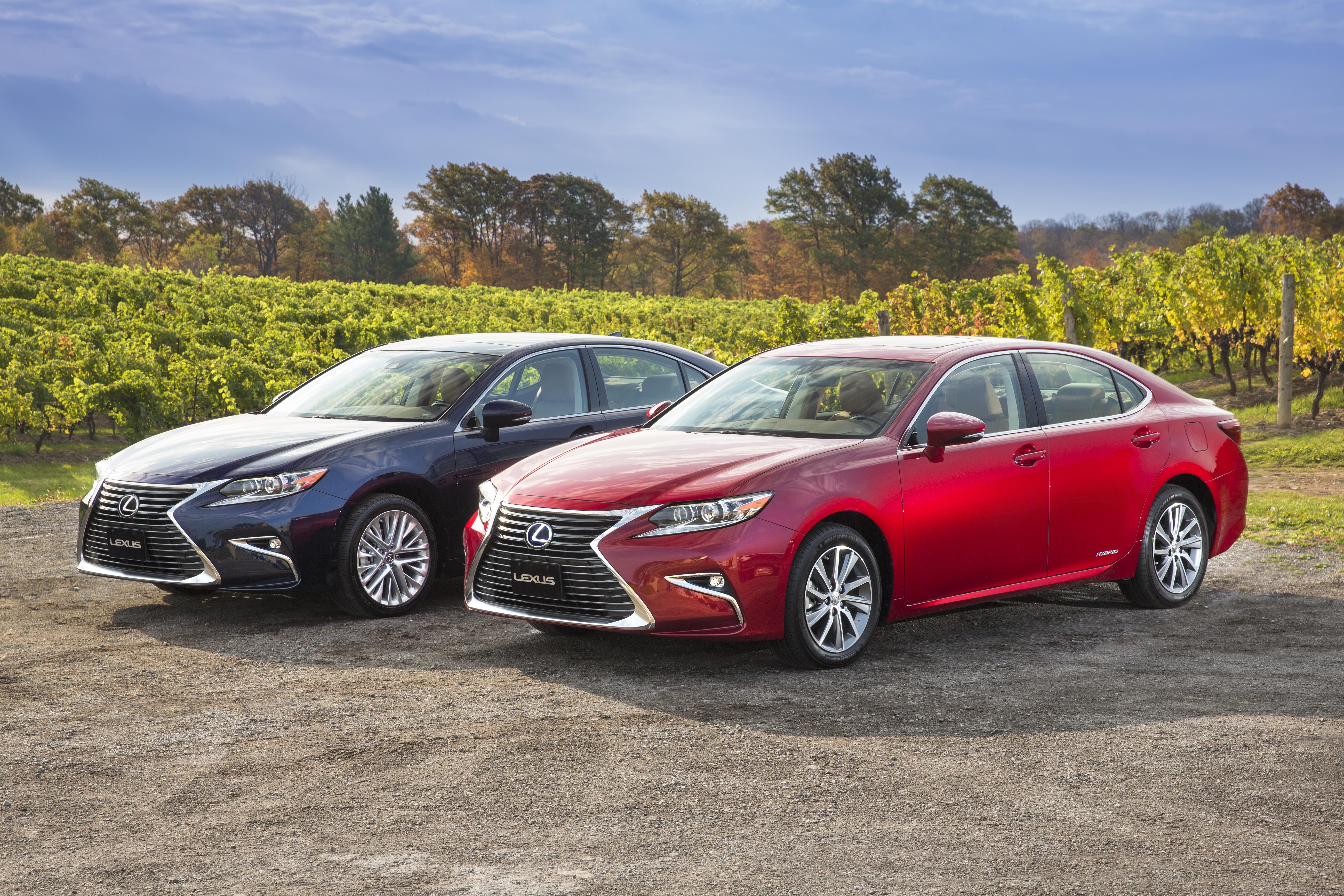 La Lexus ES 2017 : un modèle de luxe progressiste pour les Canadiens exigeants