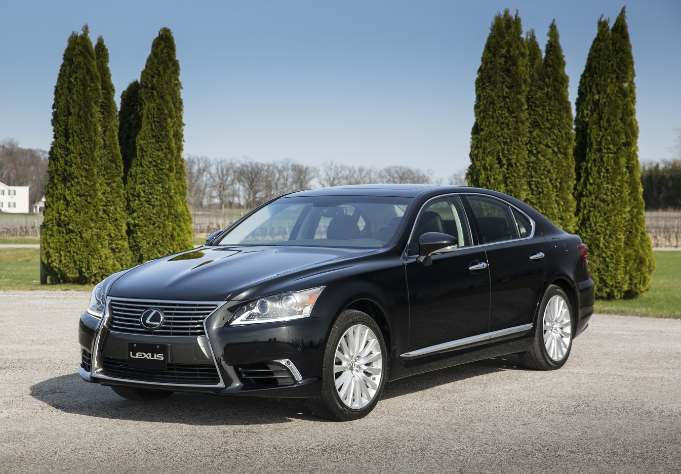 Luxury soars to new heights: The 2017 Lexus LS