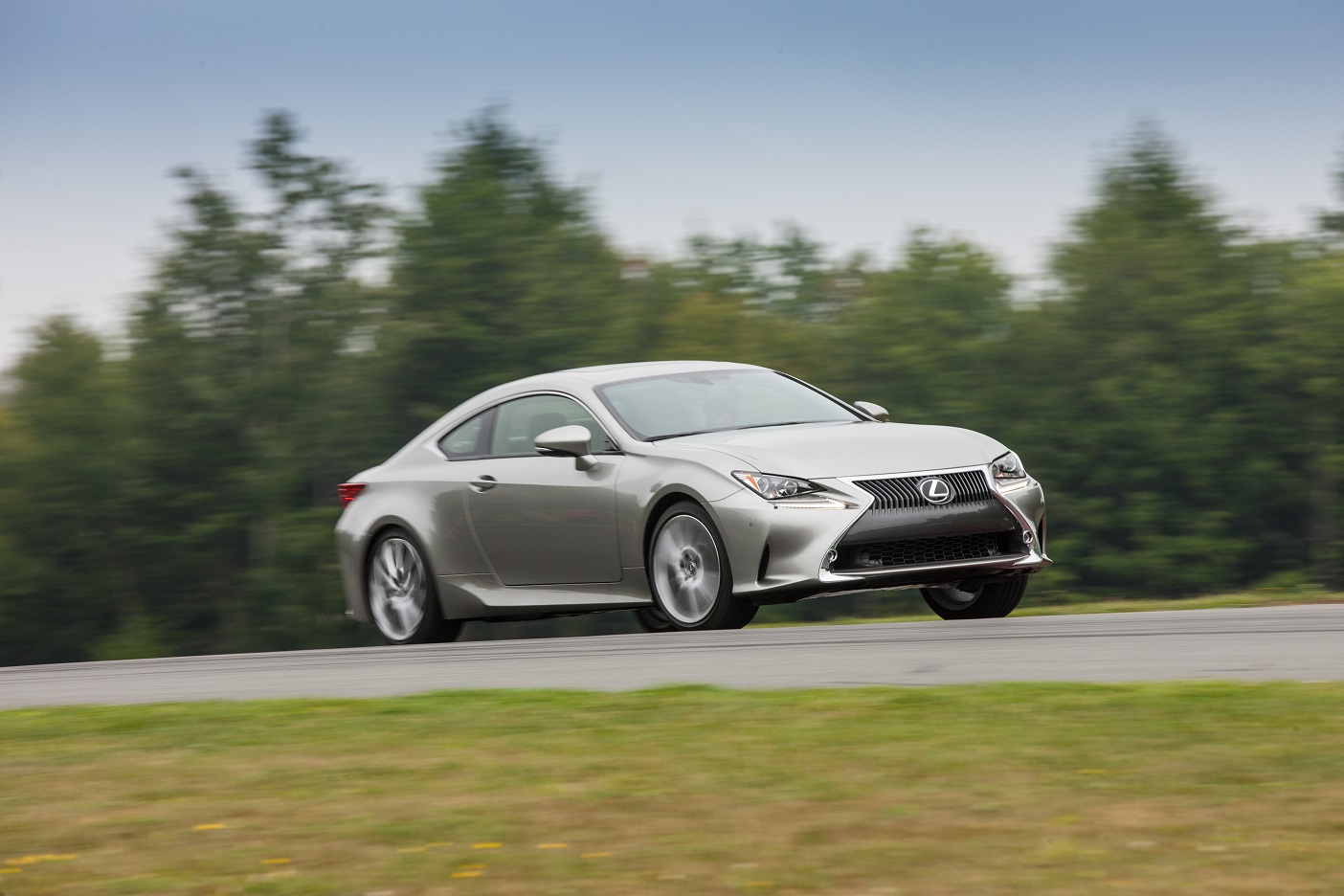 Kindle your passion: the 2017 Lexus RC series all-wheel-drive luxury coupes