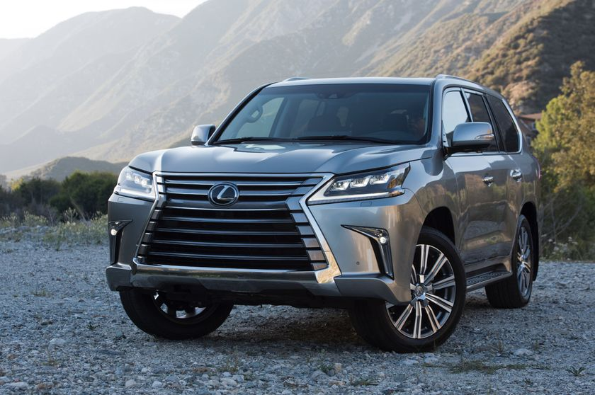 Luxury That Knows No Bounds: The 2018 Lexus LX 570 Flagship SUV