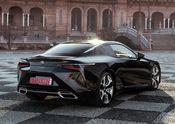 2017 Lexus LC500h