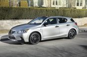 2016 Lexus CT 200h Special Edition
