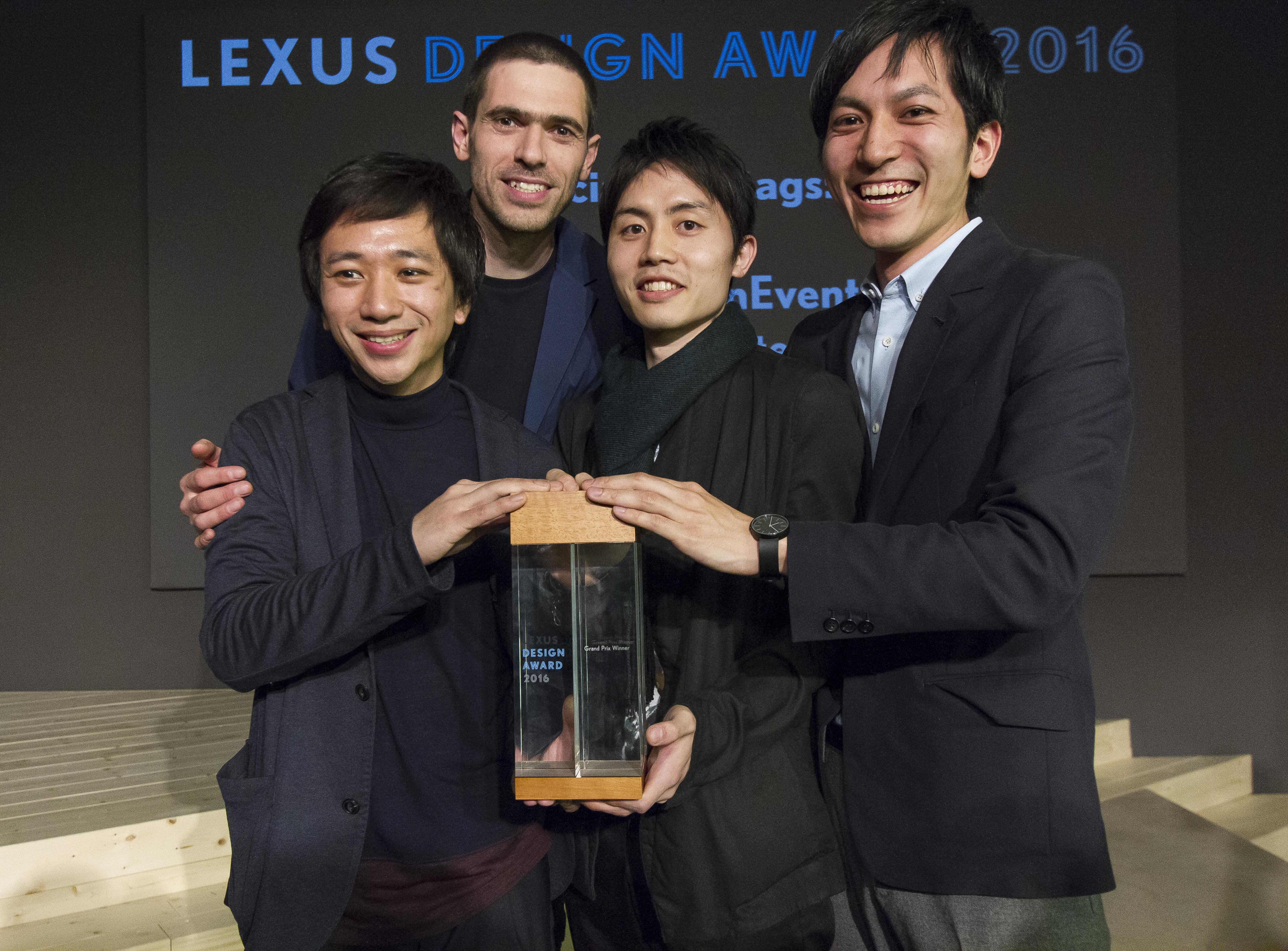 Une conceptrice canadienne sélectionnée parmi les quatre finalistes du Prix du design Lexus 2016