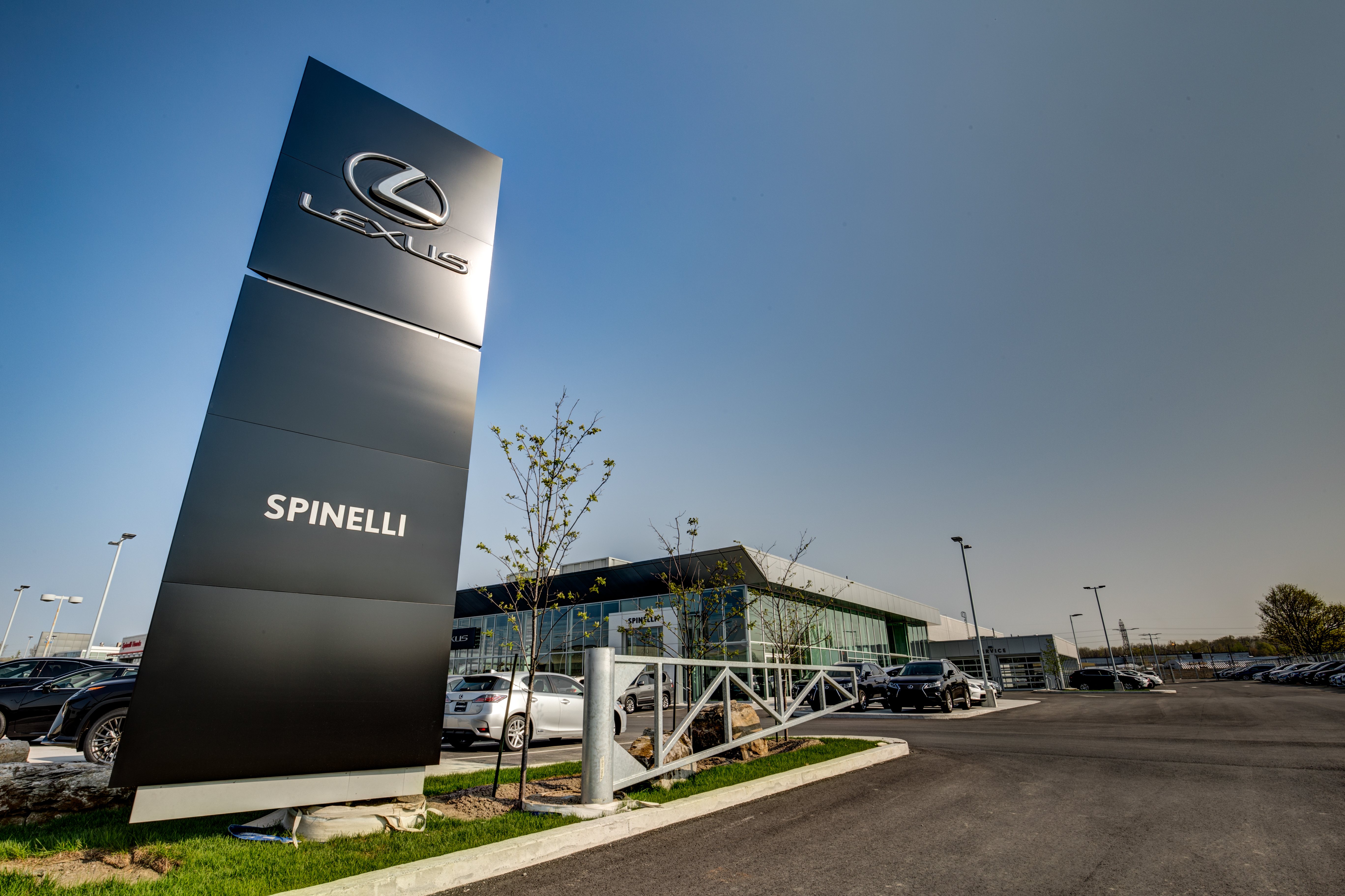 Spinelli Lexus Lachine Officially Opens $10 Million State-of-the-art Dealership