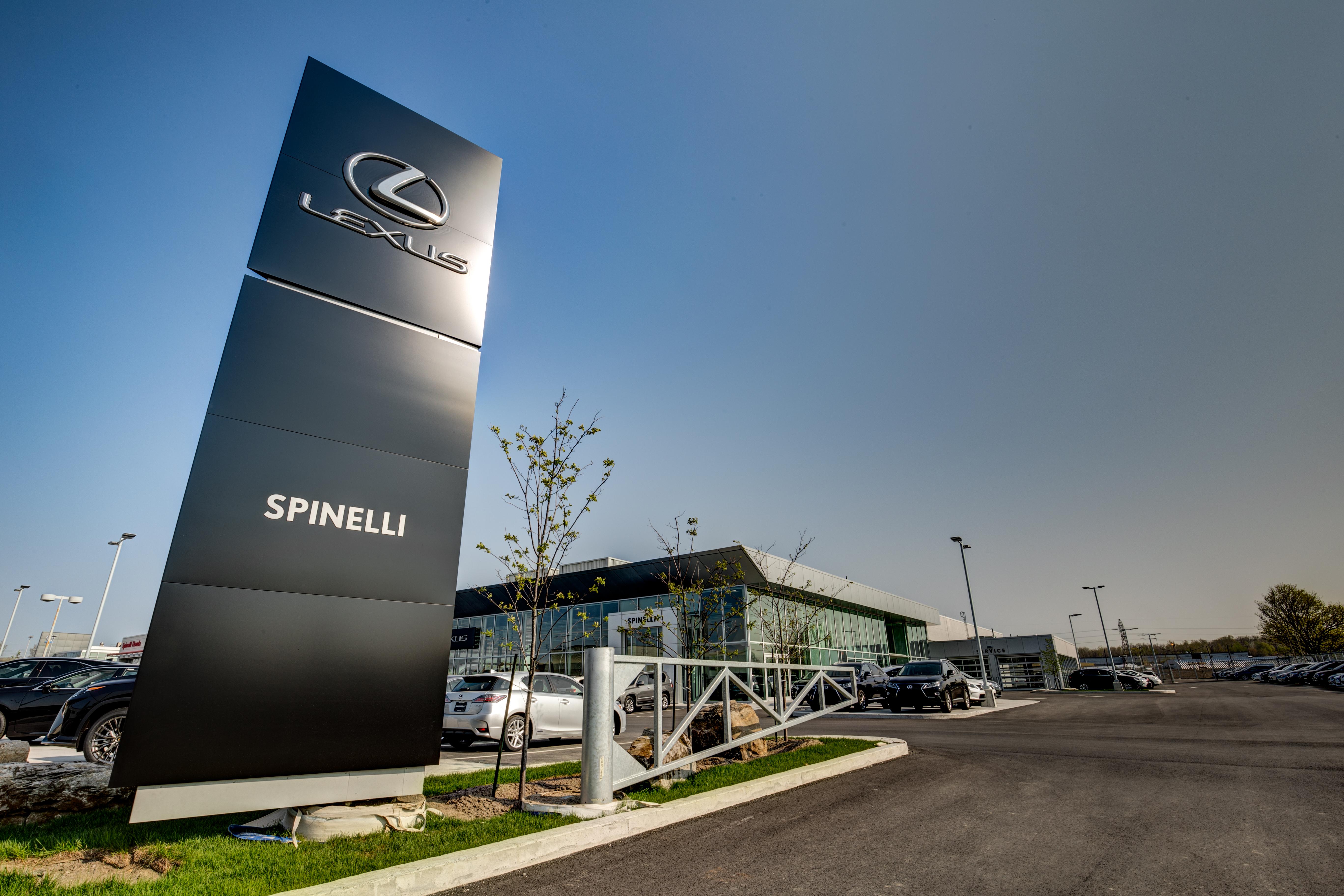 Ouverture officielle de Spinelli Lexus Lachine, un établissement ultramoderne de 10 millions $