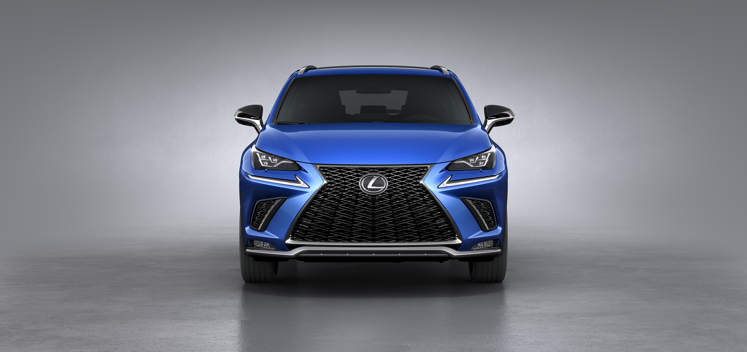 2018 Lexus NX turns heads in Shanghai with a sharper look and enhanced performance
