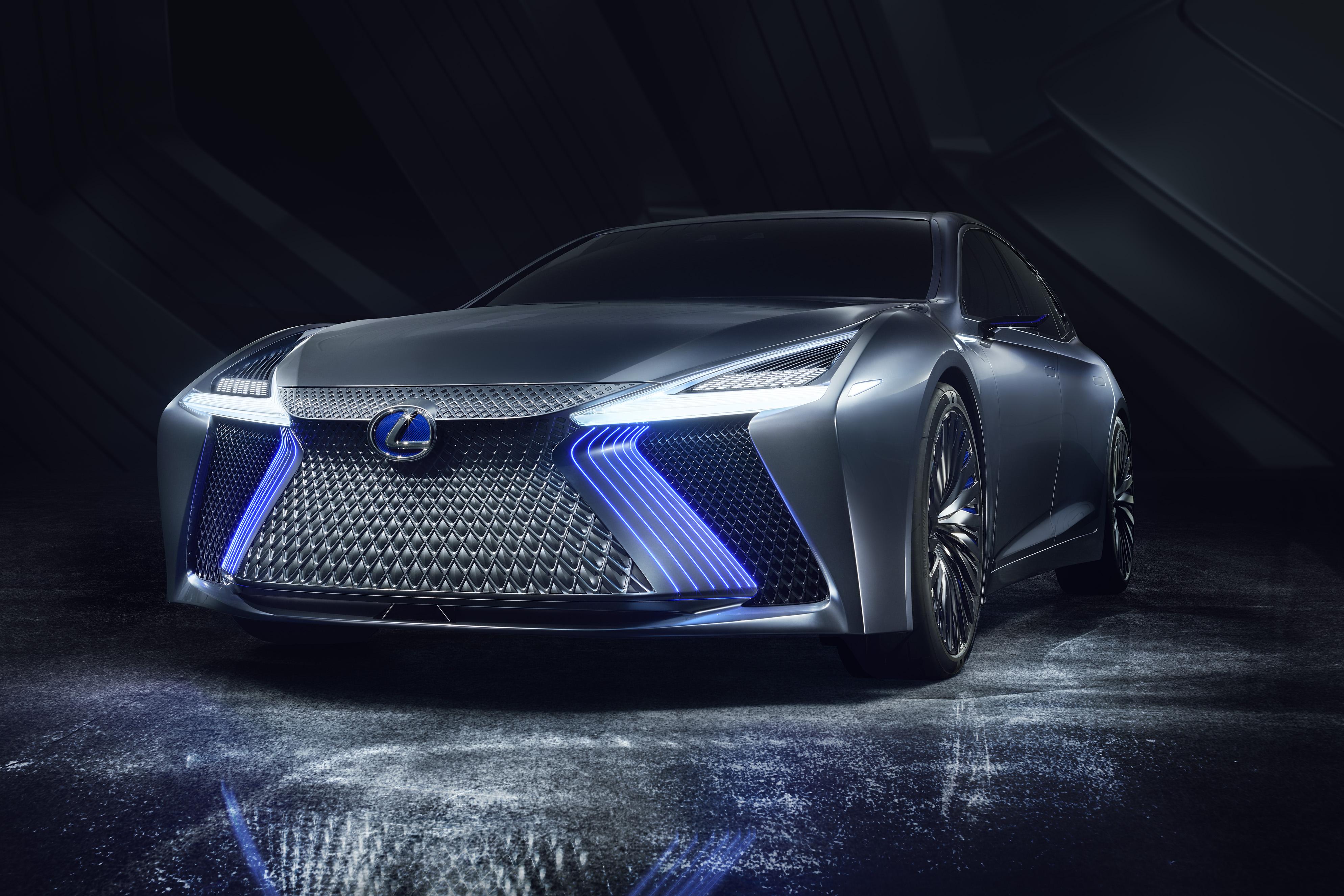 Lexus vous invite à vivre une aventure sensorielle exceptionnelle et inoubliable au Saloninternational canadien de l'auto à Toronto