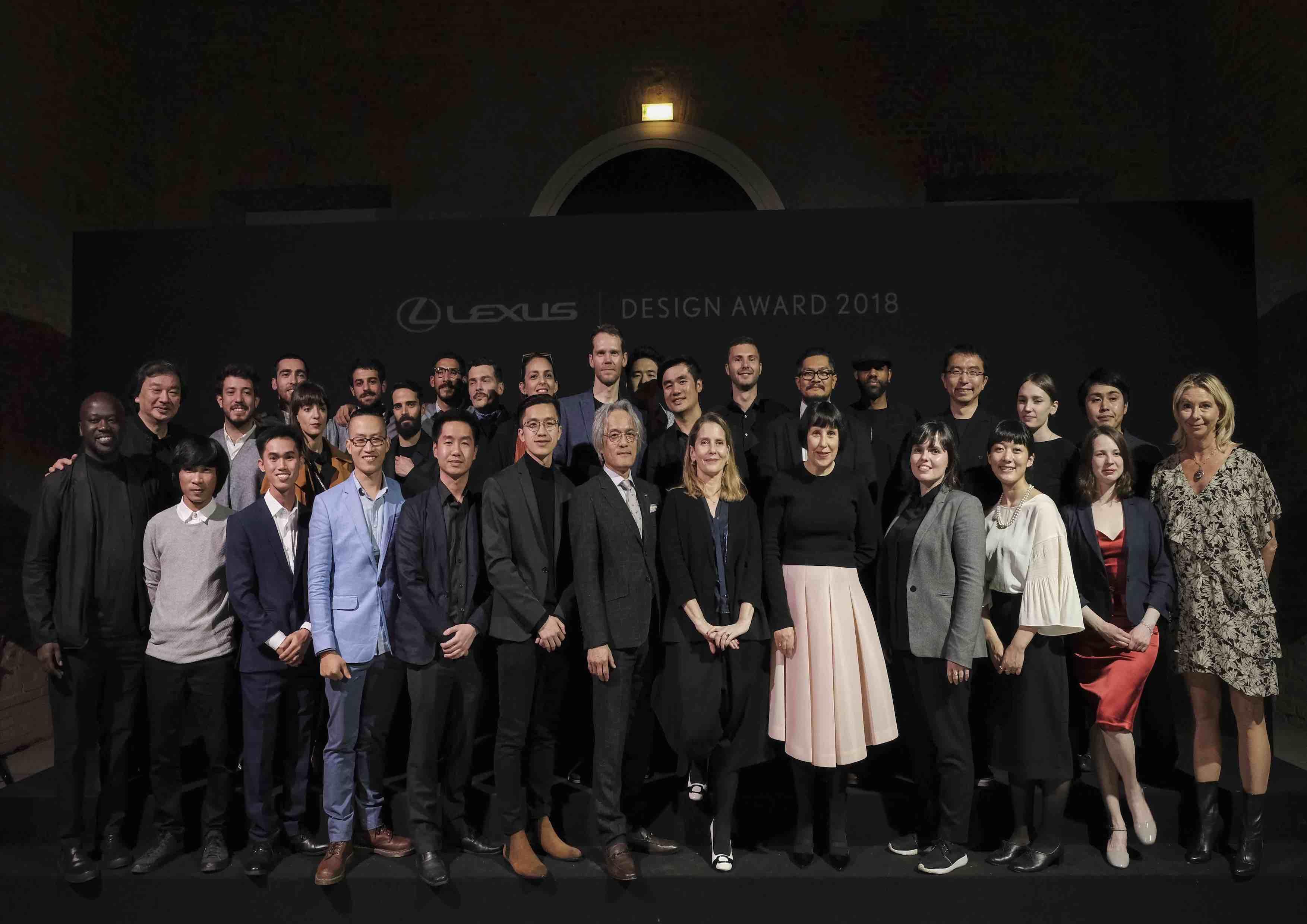 Le projet gagnant du Prix du design Lexus 2018 est annoncé lors de l'exceptionnelle exposition « Limitless Co-Existence » à Milan
