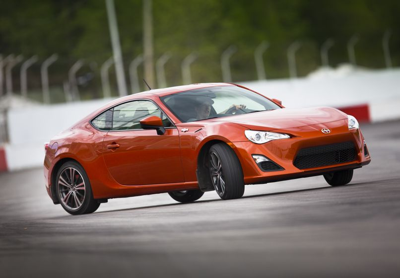 2013 Scion FRS-47