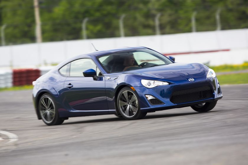 2013 Scion FRS-54