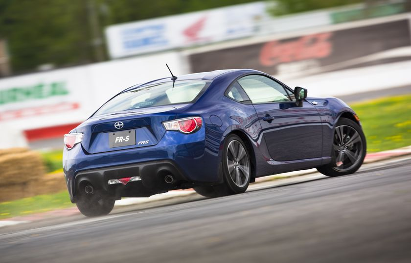 2013 Scion FRS-55