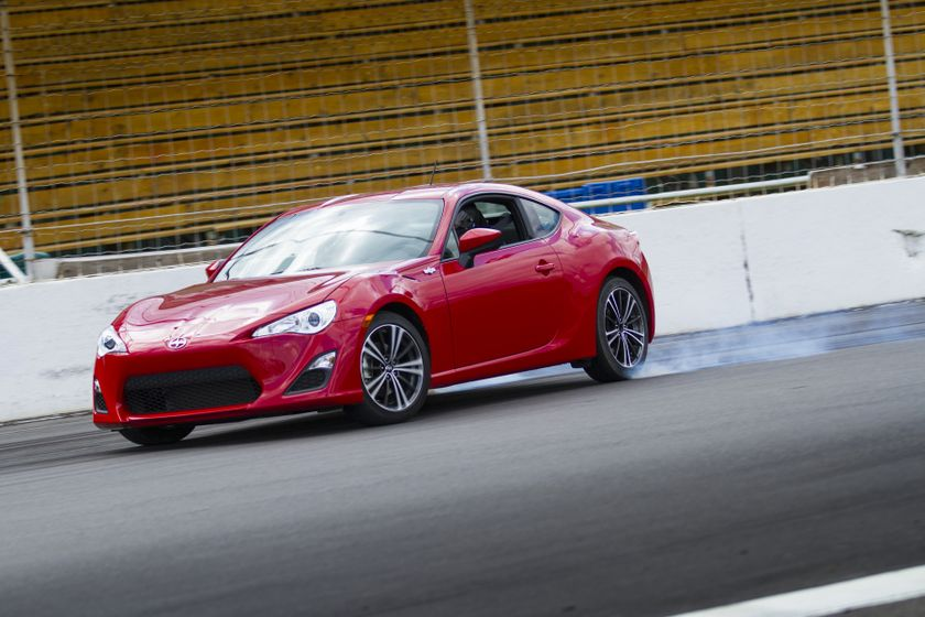 2013 Scion FRS-145