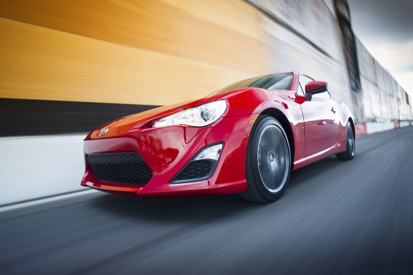 2013 Scion FRS-51