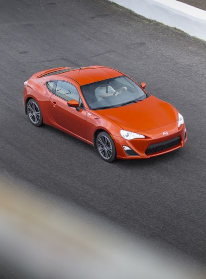2013 Scion FRS-50