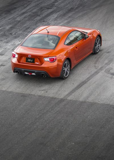 2013 Scion FRS-49
