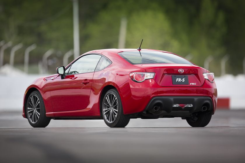 2013 Scion FRS-46