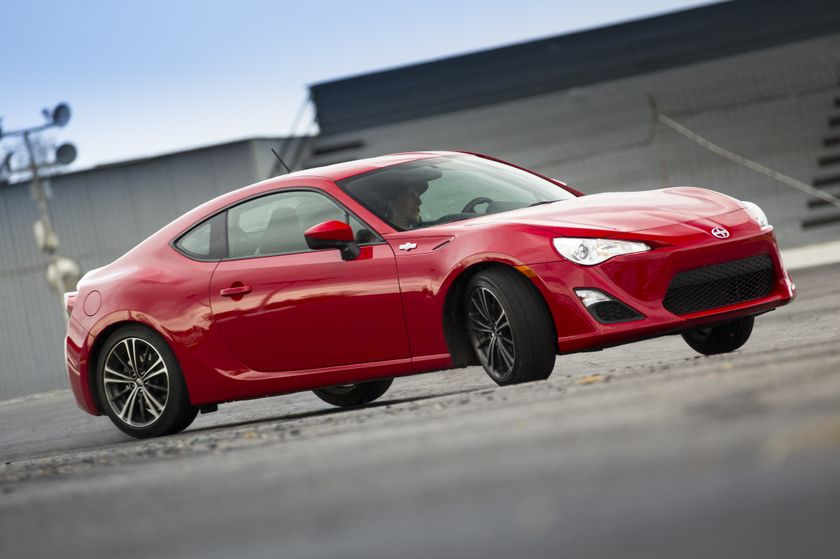 2013 Scion FRS-45