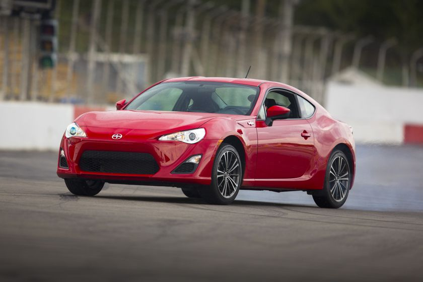 2013 Scion FRS-44