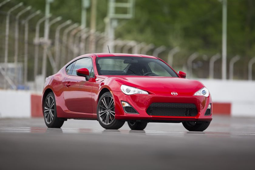 2013 Scion FRS-43