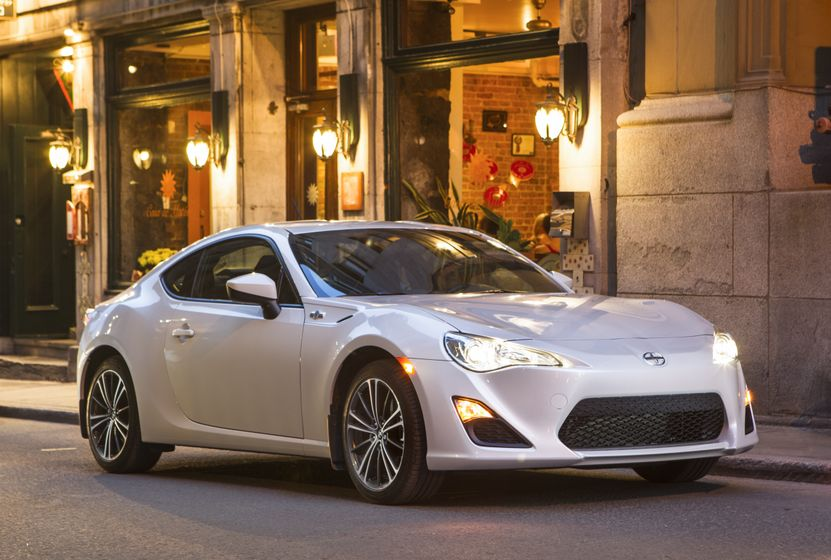 2013 Scion FRS-40