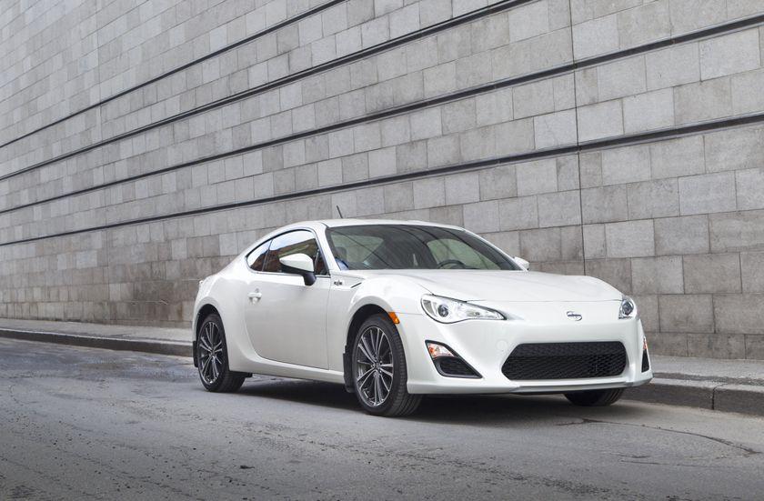 2013 Scion FRS-20