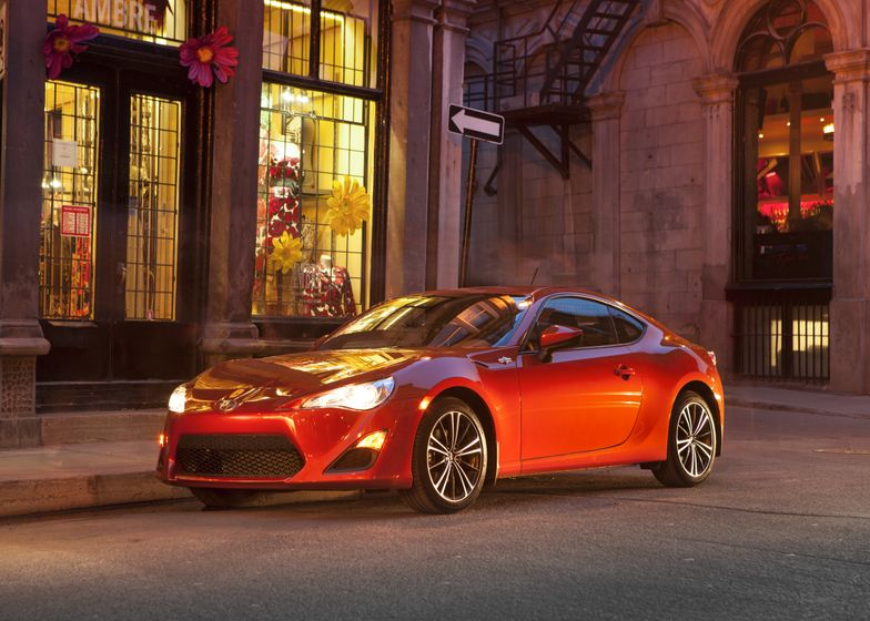 2013 Scion FRS-18