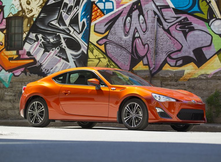 2013 Scion FRS-12