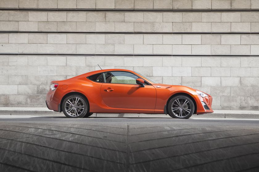 2013 Scion FRS-7