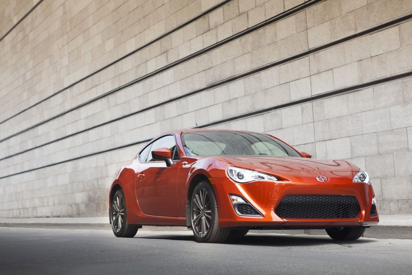 2013 Scion FRS-6