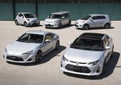2014 Scion 10 series