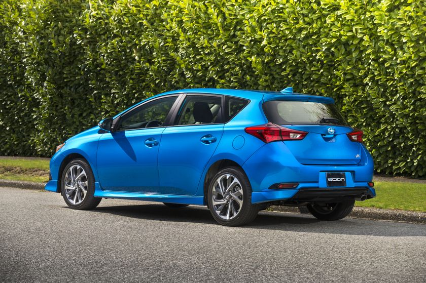 2016 scion im makes its canadian debut scion canada. Black Bedroom Furniture Sets. Home Design Ideas