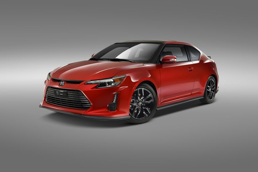 The Scion brand comes full circle, revealing a final tC model at the New York International Auto Show, where it all began