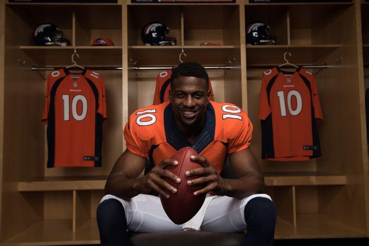 Emmanuel Sanders, Denver Broncos