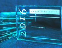 Frost and Sullivan Award 2016