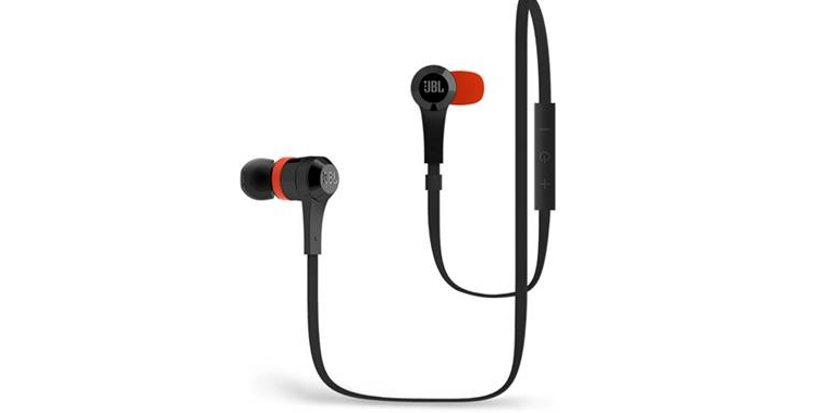 a7d2c9108b1 Coupling signature JBL sound with the freedom of Bluetooth 4.0  connectivity, HARMAN has created a quality, lightweight, in-ear headphone  that doubles as a ...
