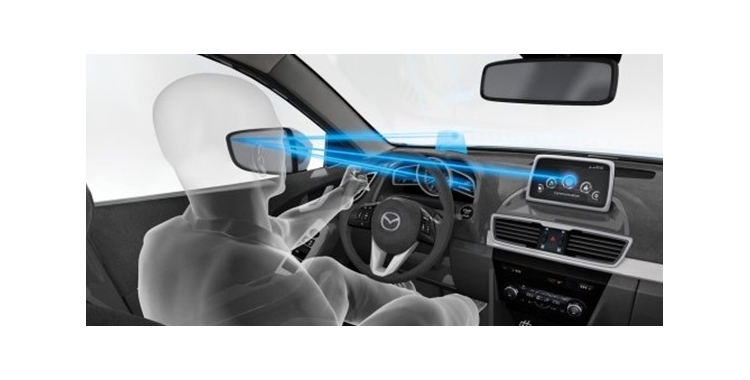 HARMAN Demonstrates Industry's First Pupil-Based Driver Monitoring System at CES 2016