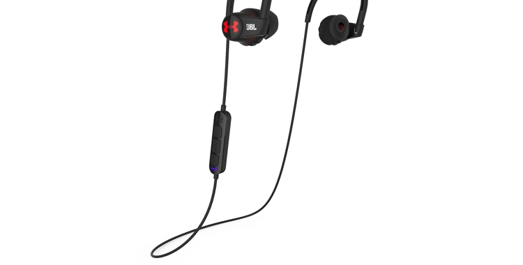 JBL® and Under Armour® Usher in New Standard for Wireless Sport Headphones