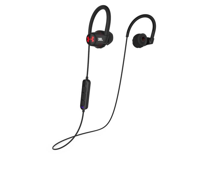 UA Headphones Wireless Heart Rate by JBL