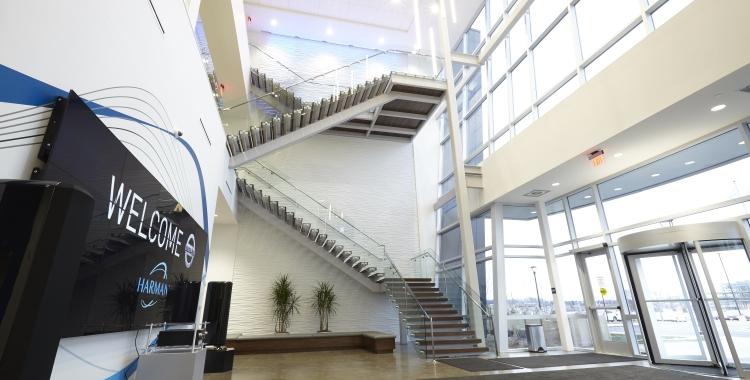 HARMAN Unveils New North American Automotive Headquarters in Metro Detroit