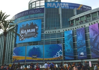 HARMAN Rocks NAMM 2016