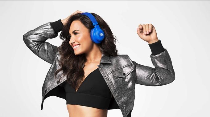Demi Lovato JBL Ambassador