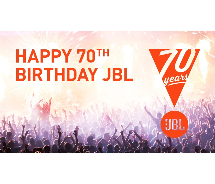 HARMAN by Design: Celebrating 70 Years of JBL Design