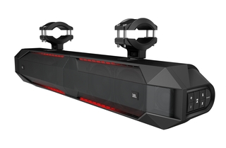 JBL® Stadium UB4100 Amplified Powersports Soundbar Outfits Off-road Vehicles with Premium Weatherproof Audio System