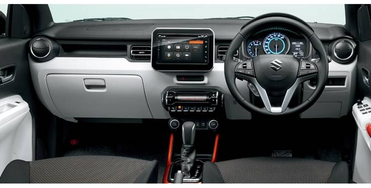 Suzuki Selects HARMAN to Deliver Next Generation Infotainment System for IGNIS