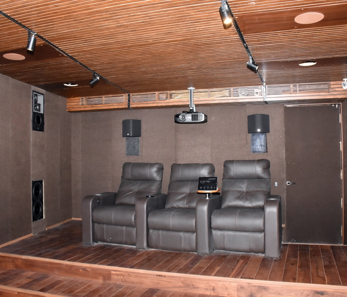 Luxury Audio Showroom Ahmedabad
