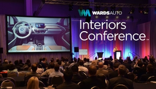 Sit Back, Relax and Enjoy the Car Interior - HARMAN participates in annual WardsAuto Interiors Conference