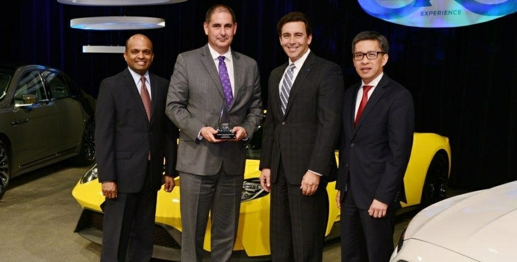HARMAN Receives Lincoln Luxury World Excellence Award