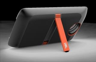 HARMAN and Motorola Introduce JBL SoundBoost Moto Mod for Moto Z